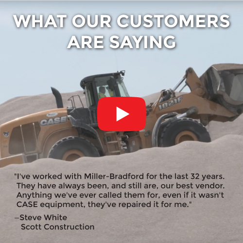 What our customers are saying.