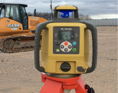 Construction Laser calibration and repair service
